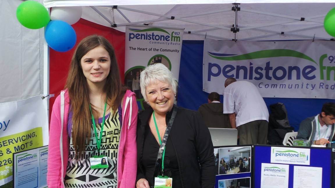 Penistone FM Out & About