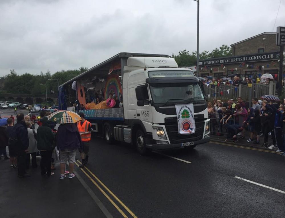 Penistone Mayors Parade 2017