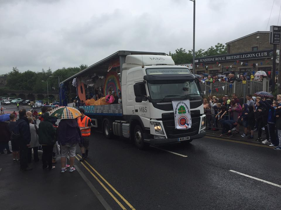 Penistone Mayors Parade 2017