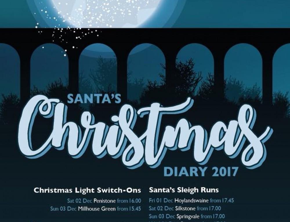 Santa Sleigh Runs 2017